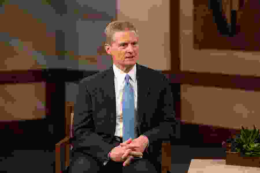 Religion is essential, even during a pandemic, Latter-day Saint apostle David Bednar tells global forum