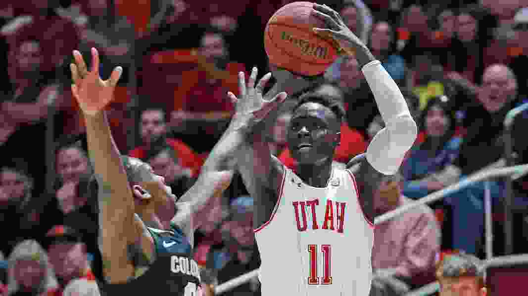 Former Ute Both Gach commits to Minnesota, expected to remove name from NBA draft