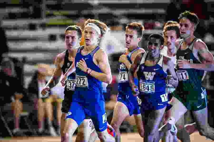 What's in the water in Provo? A record six BYU runners qualified for 10,000 meters at NCAA Track Championships in Texas this week