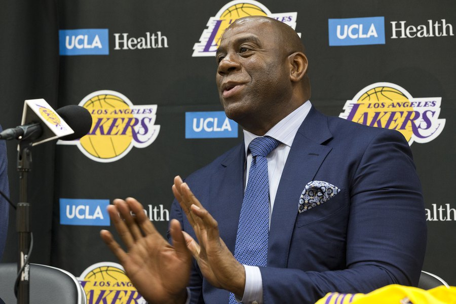 The decline and the deeper fall of the Lakers