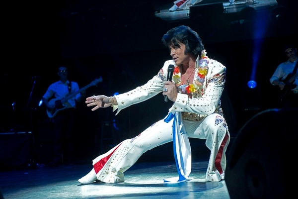 | Courtesy photo Bill Cherry is one of three Ultimate Elvis Tribute Artist Contest winners performing in