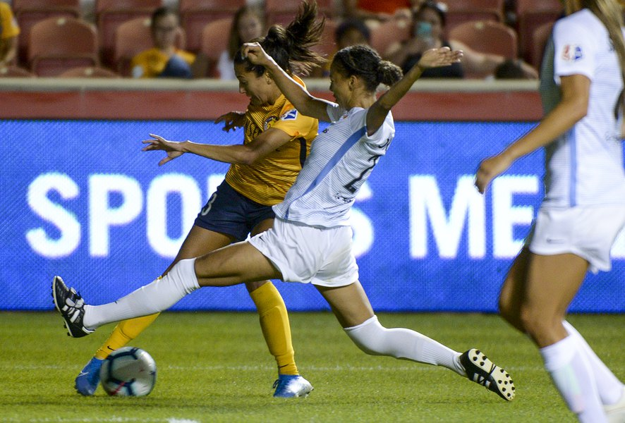 Utah Royals FC game against Reign postponed due to unplayable field conditions