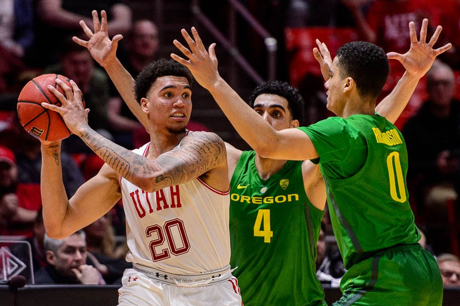 Utes will host Oregon and Oregon State to begin the Pac-12