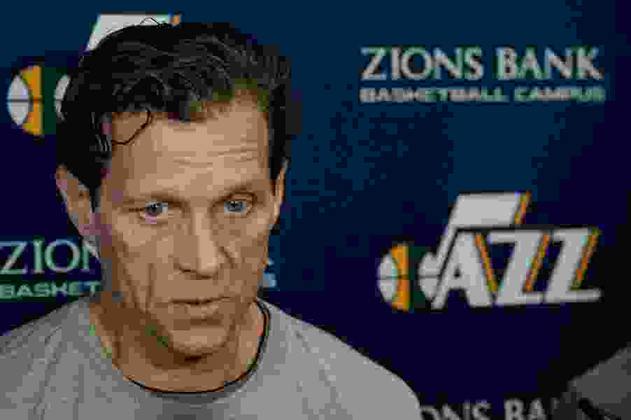Quin Snyder has turned a foul-happy Jazz team into one that fouls smartly, not frequently