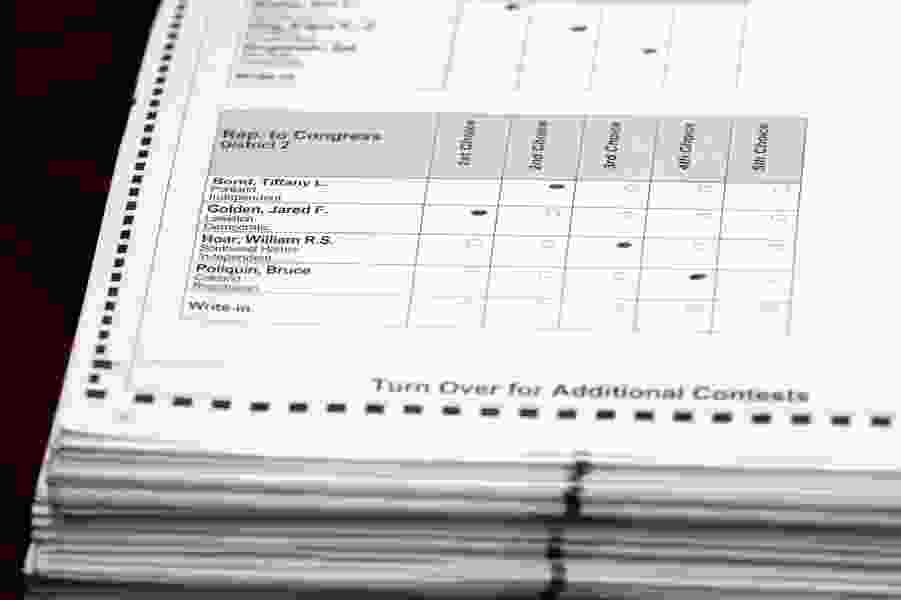 Commentary: Why we need ranked-choice voting