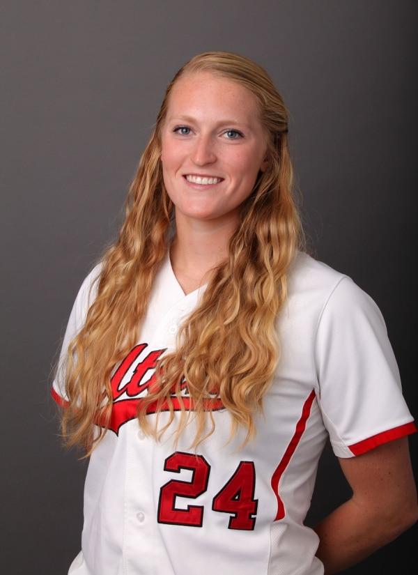 Courtesy   Utah Athletics Utah freshman Katie Donovan, who has helped lead the Utes to a 12-4 start.