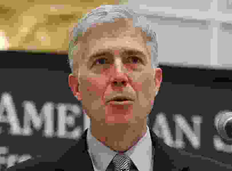 George F. Will: Gorsuch strikes blow against administrative state