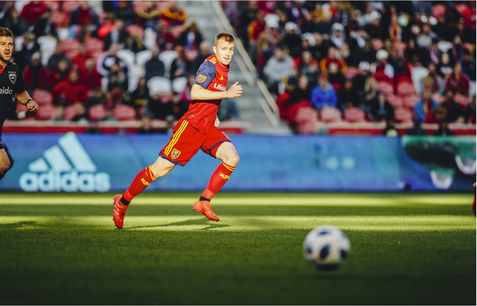 Besler provides highlight as Real Salt Lake downs NYCFC 3-1 at Rio Tinto Stadium
