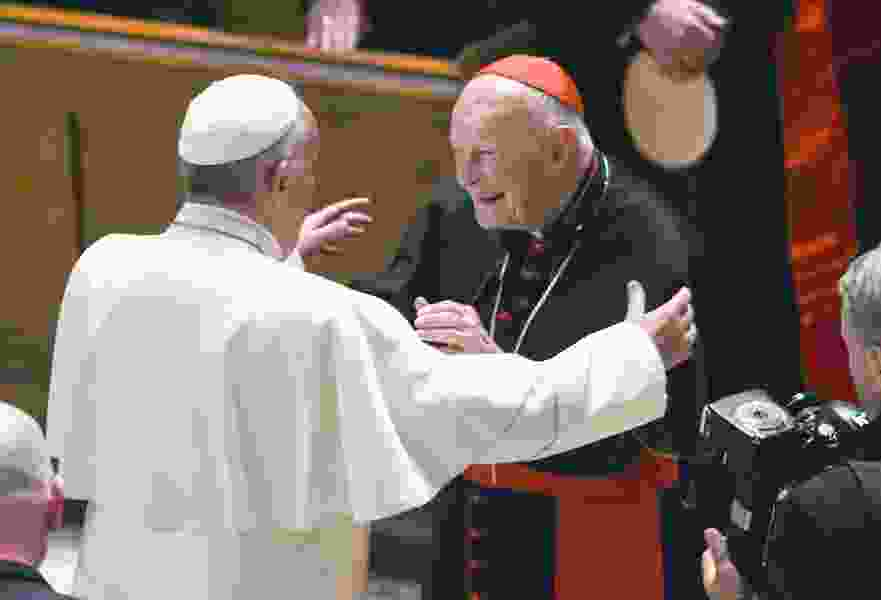 Accused prelate McCarrick resigns from College of Cardinals; Pope Francis orders him to 'life of prayer and penance'