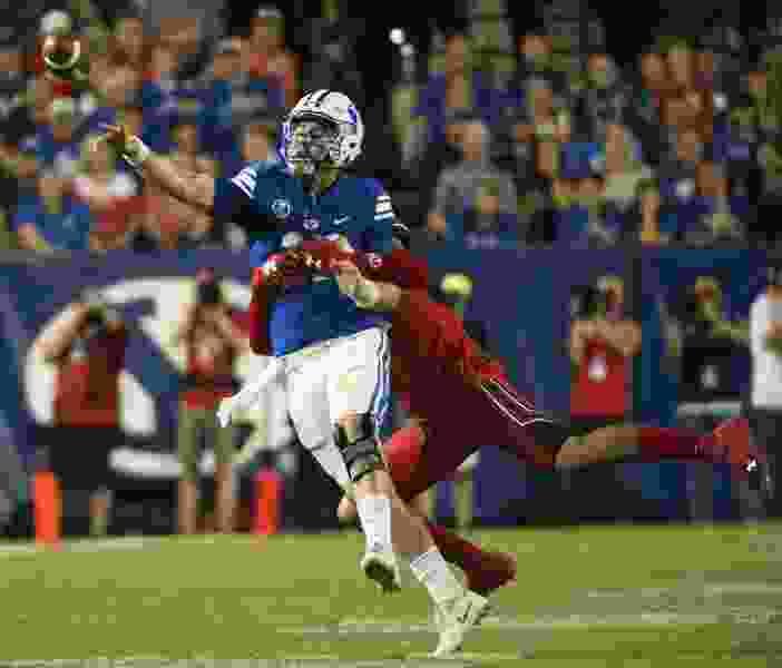 Kragthorpe: Is BYU's football season beyond repair? Maybe not — but time is running short