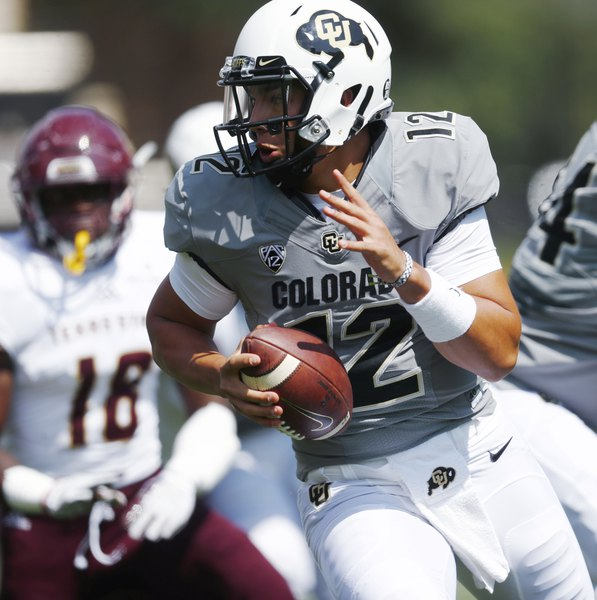 Colorado Rolls Late In 37-3 Win Over Texas State