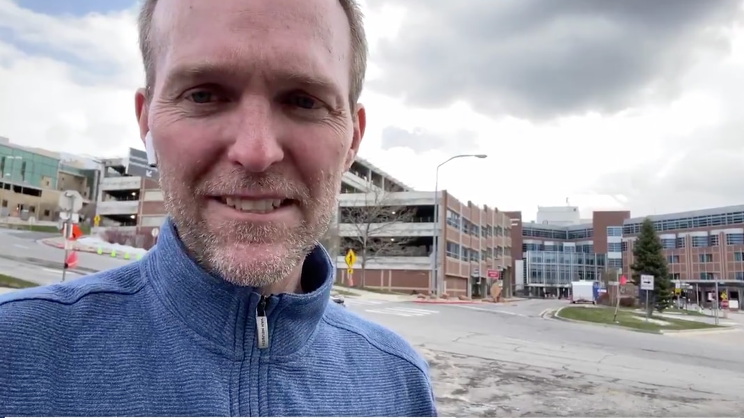 Live coronavirus updates for Saturday, March 28: Rep. Ben McAdams released from the hospital; Davis County offers new age data