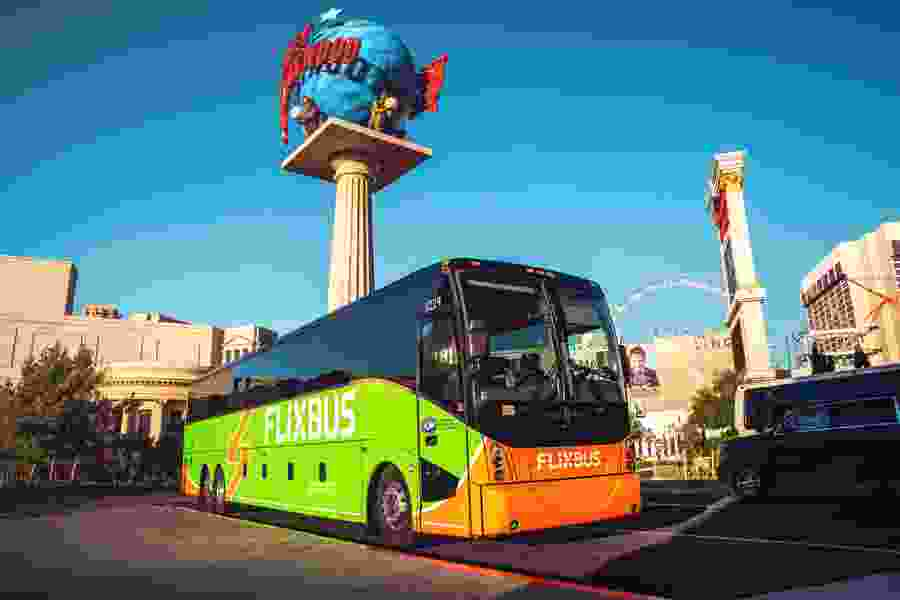 New bus service offers $4.99 introductory tickets for Salt Lake City-Las Vegas trips