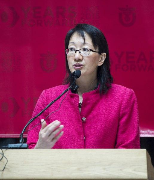 Vivian Lee quietly left her job as a professor at the