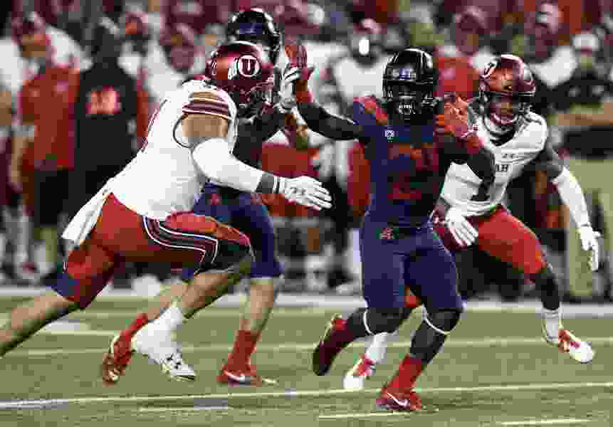Can Utah follow through on its strong performance at Stanford? Arizona has a history of stepping on the Utes' momentum.