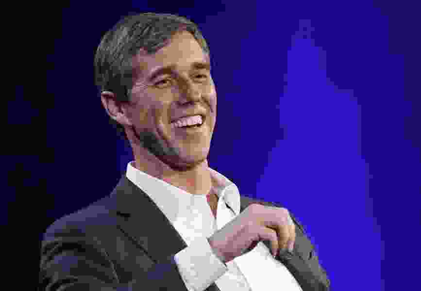 Political Cornflakes: Beto O'Rourke joins the presidential field. Sen. Sherrod Brown's response: 'Just one more.'