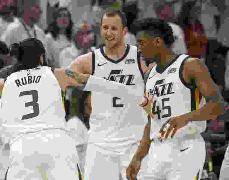 How the Jazz have used misdirection to become one of the trickiest teams in the NBA