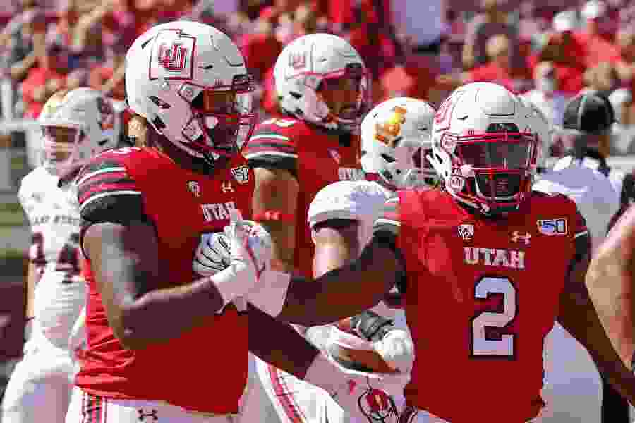 Utah's veteran offensive line will be counted on to steady things while new QB — whoever he is — finds his footing