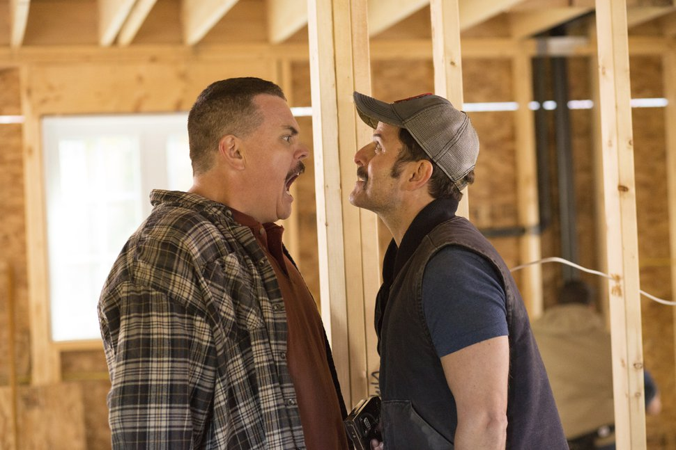 Kevin Heffernan, left, and Steve Lemme in a scene from