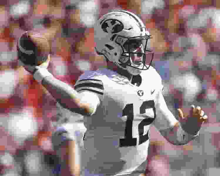 BYU cracks national rankings for first time since 2015, landing at No. 25 in AP poll after big upset over Wisconsin