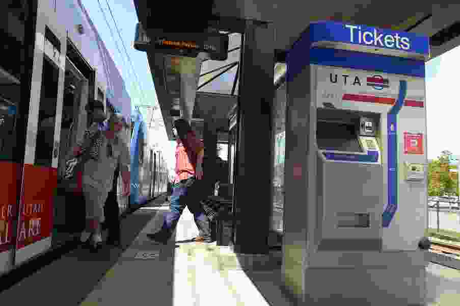 1 of every 3 UTA riders is a university student using a school-provided pass