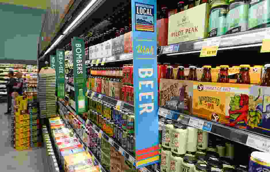 Unless Utah lawmakers allow stronger beer in grocery stores, beer drinkers might soon have fewer options, Anheuser-Busch says
