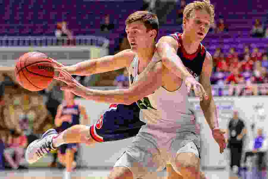 Kragthorpe: Here's SLCC's Matt Lindsey, on JC basketball, Olympus memories and his father's Jazz job