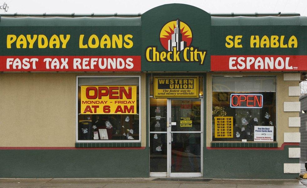 Payday Loans That Don't. Take Checks