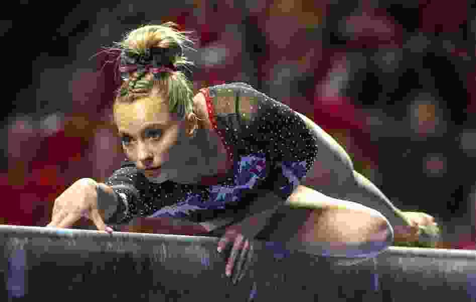 Utah gymnasts MyKayla Skinner and MaKenna Merrell-Giles earn All-America honors