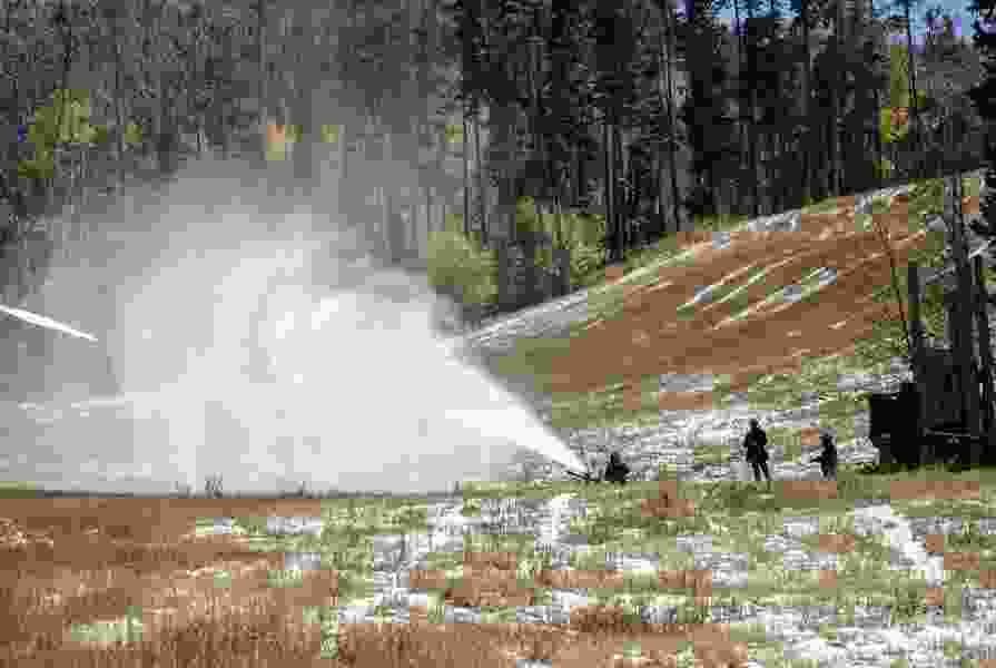 Colorado ski industry virtually protected from drought