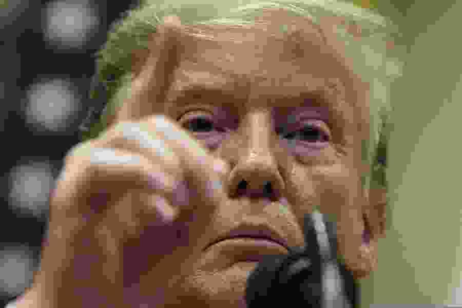 Dana Milbank: You can't impeach me. I impeach you.