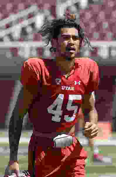 Samson Nacua may have saved the season for Utah's receivers