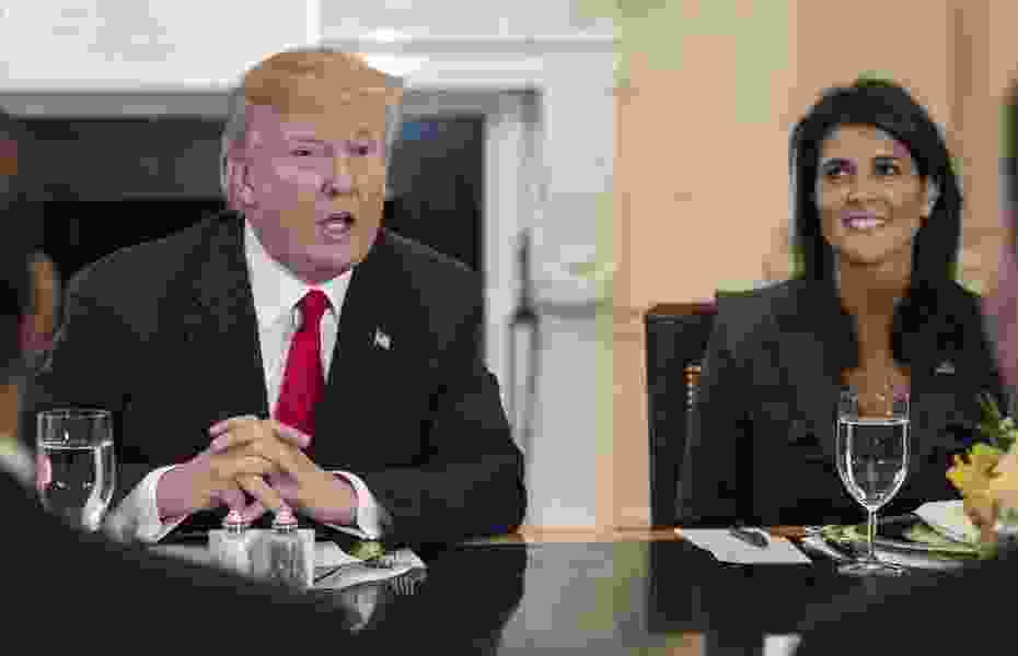 Nikki Haley: When I challenge the president, I do it directly