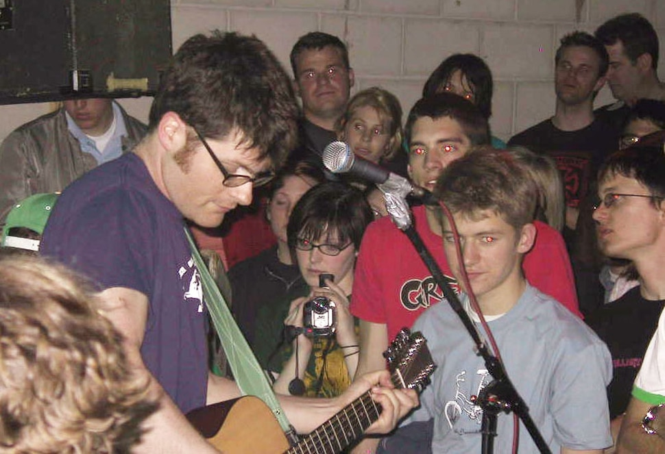 (Tribune file photo) In this undated photo, Colin Meloy of The Decemberists performs at Kilby Court in Salt Lake City.
