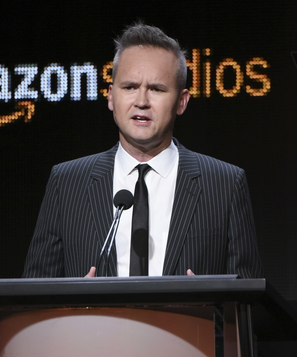 FILE - In this Aug. 3, 2015 file photo, Roy Price, head of Amazon Studios, participates in the
