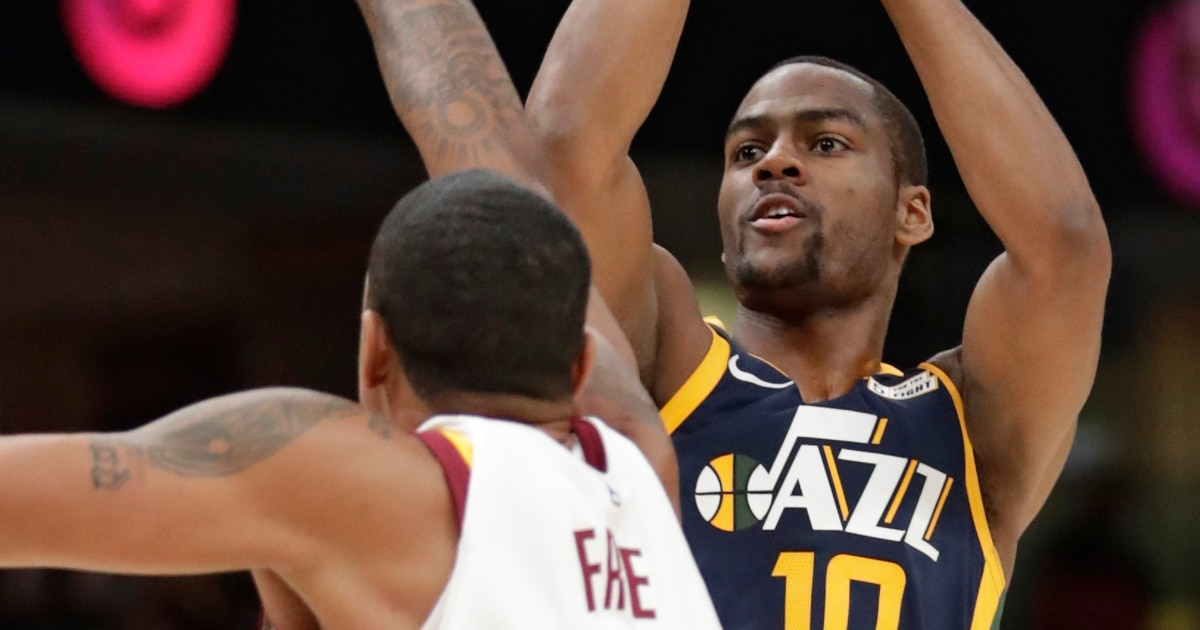 Jazz fight, but LeBron proves too much as Cavs beat Utah 109-100