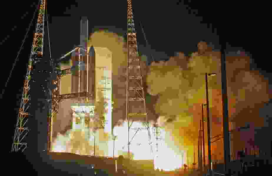 NASA spacecraft launched Sunday will get closer to the sun than any object sent before