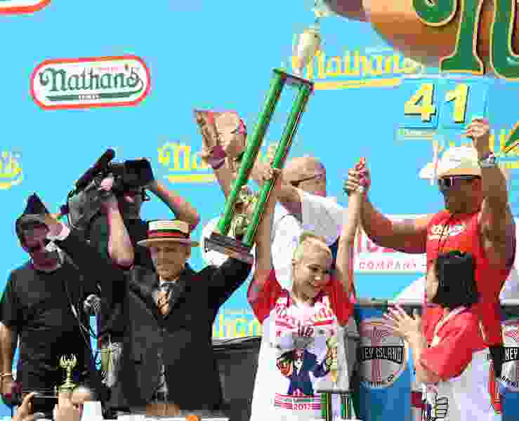 World's top competitive eaters coming to Utah for Snowbird's Bratwurst-Eating Championship