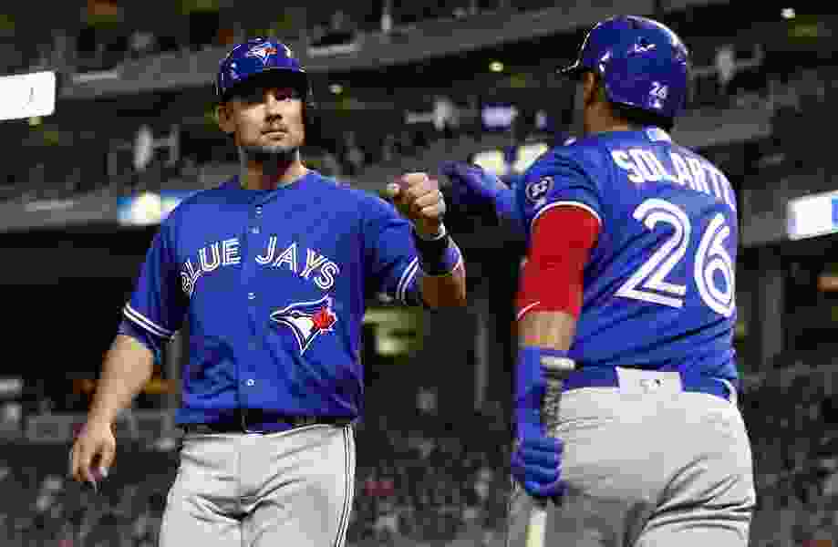 Blue Jays beat Boston 5-3 in 12th on Maile's 2nd HR of game