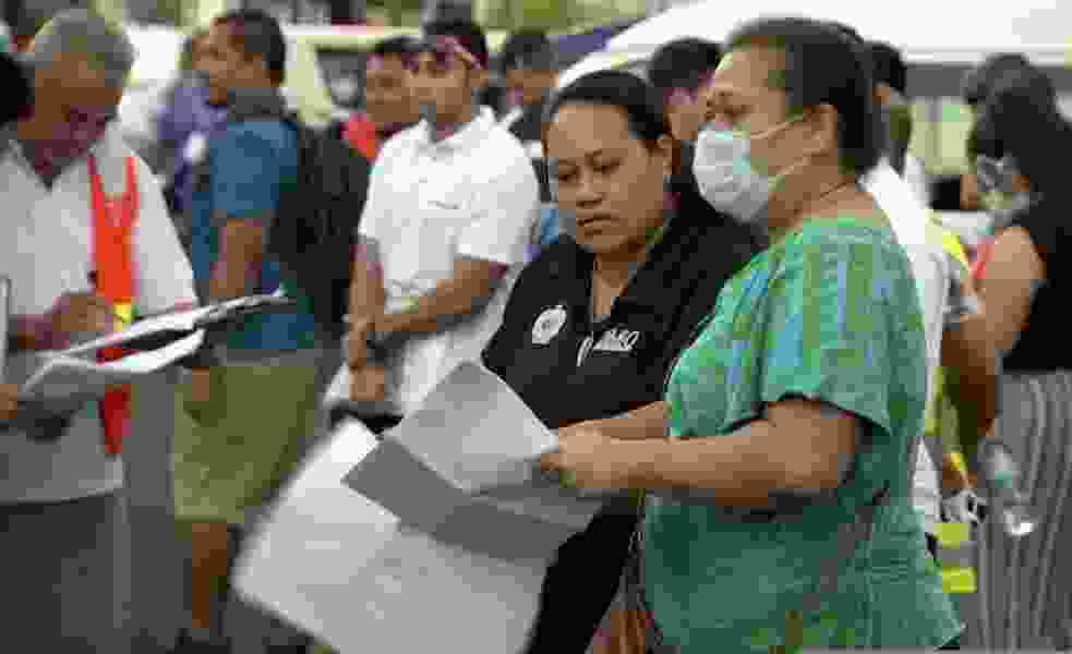 Measles outbreak leads to shutdown of public services in Samoa