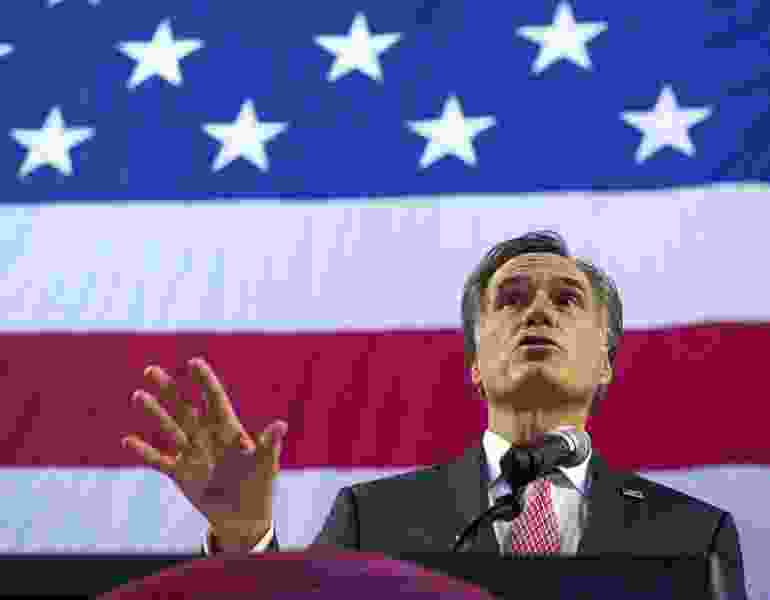 Gehrke: Mitt Romney is skipping the first Utah Republican convention since he became a senator