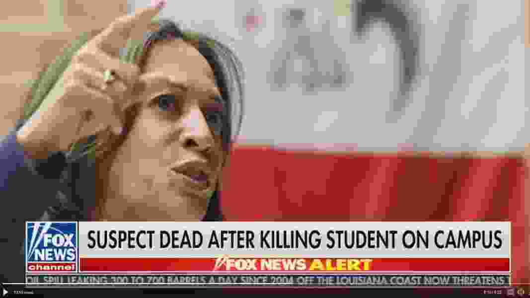 Fox News apologizes after implicating U.S. senator in the slaying of University of Utah student