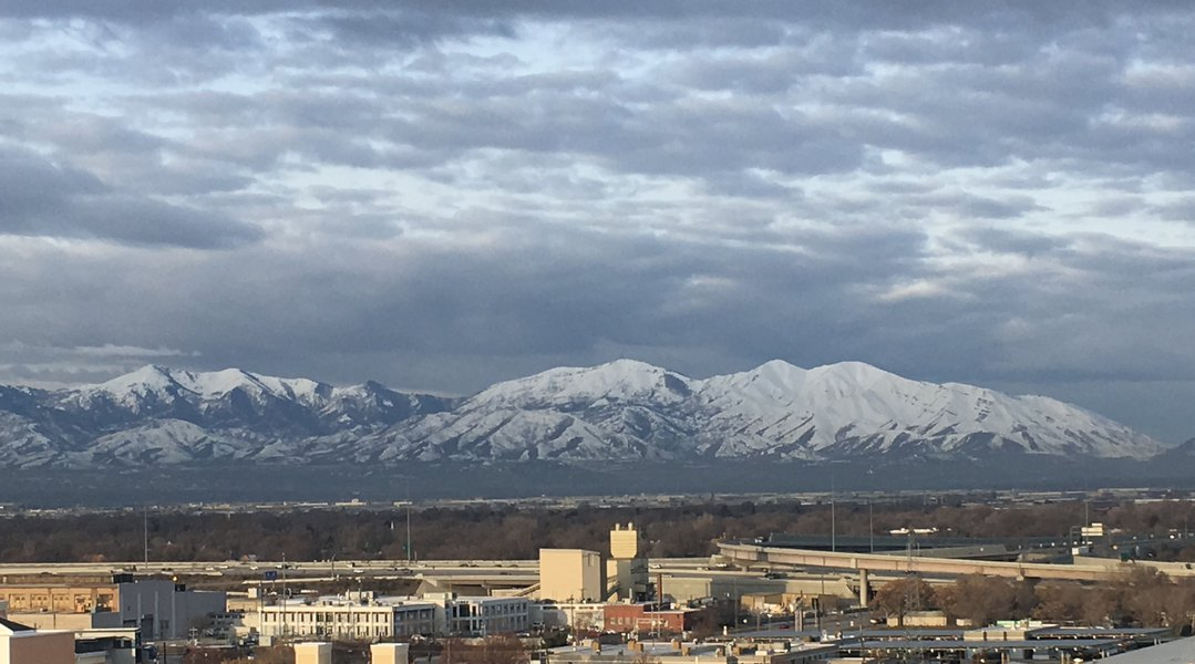 Commuters, beware! Friday snowstorm expected to dump several inches on northern Utah.