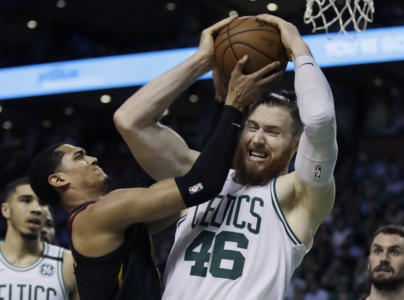 6f21977034e0 Celtics beat Cavs 96-83 in Game 5