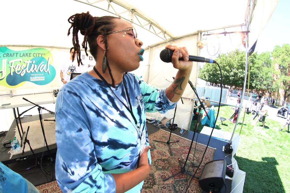 Urban Arts Festival celebrates the 'nontraditional' in Salt Lake City — from music to murals to lowrider cars to basketball