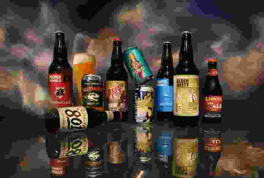The 19 best craft beer names in Utah showcase Mormon culture, scenic landscapes and odd liquor laws