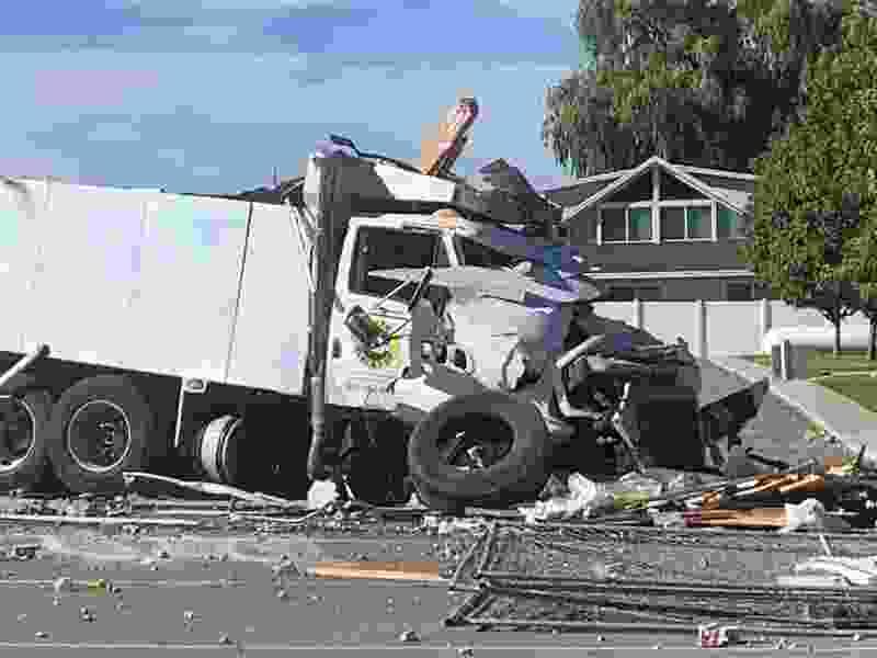 Utah plans runaway ramp in area of recent truck crashes