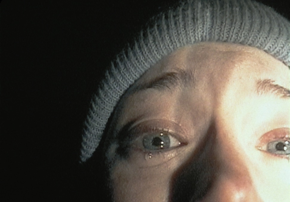 (Photo courtesy Sundance Institute) Heather Donahue stars in Daniel Myrick and Eduardo Sanchez' 1999 horror thriller The Blair Witch Project, an official selection in the From the Collection program of the 2019 Sundance Film Festival.