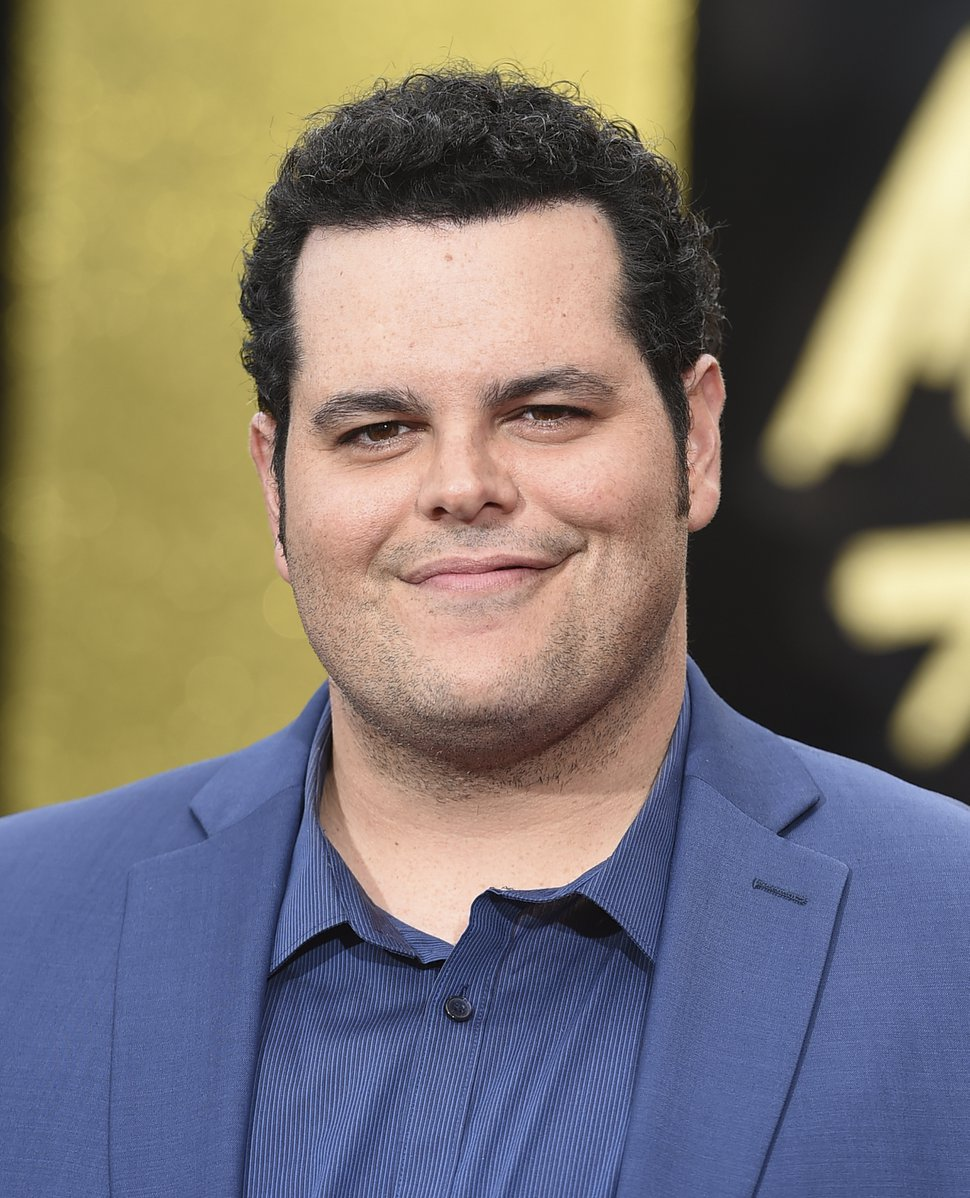 (Photo by Jordan Strauss/Invision/AP, File) In this May 7, 2017, file photo, actor Josh Gad arrives at the MTV Movie and TV Awards in Los Angeles.