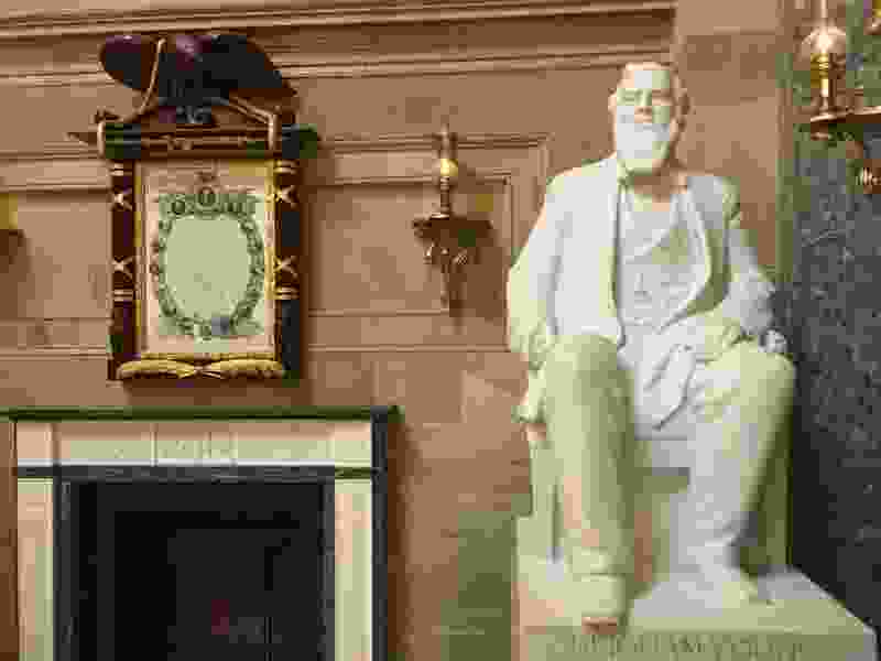 Utah lawmaker drafting bill to remove statue of TV inventor Philo Farnsworth from U.S. Capitol